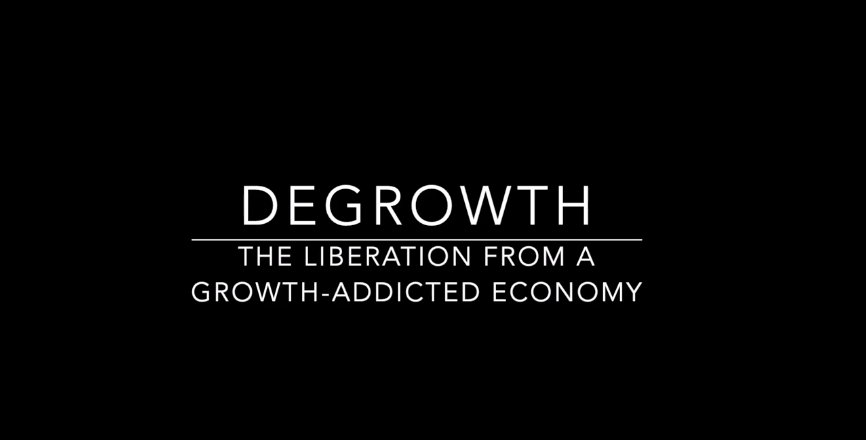 Degrowth course at the University of Amsterdam  Registration