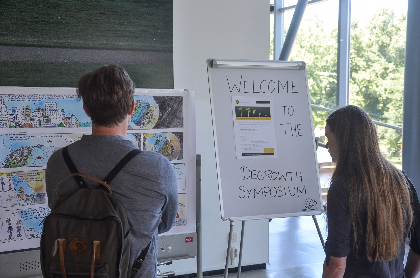 Overview of the first Utrecht Degrowth Symposium